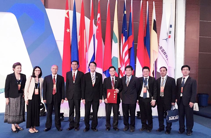 China ASEAN Senior Education Official Forum 4 8 2558